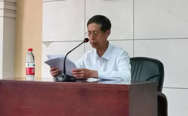 辽宁理工学院举行新教师岗前培训动员会