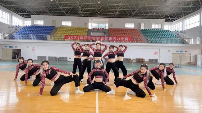 体育学院在辽宁省学生健康活力大赛中再创佳绩